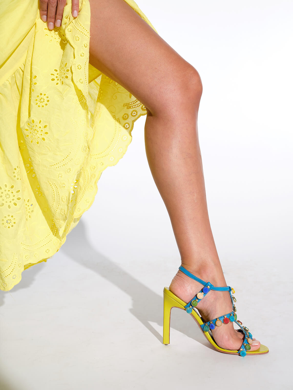 İspanyol marka vintage ayakkabı