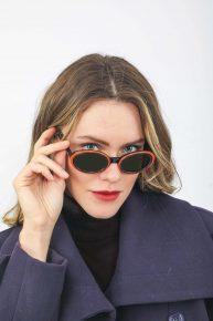 60lar Tarzı Gözlük
