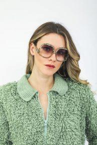 Yeşil 70ler Gözlüğü