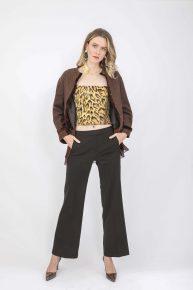 Barbara Bui kahverengi 90lar Pantolonu